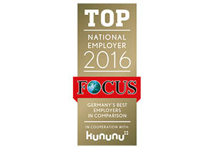 Top National Employer 2016 uvex group