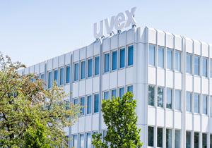 Corporate Design Preis für die uvex group