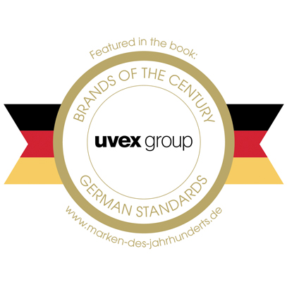 uvex is awarded: Brands of the century