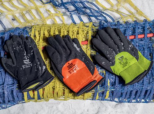 3 gants de protection pour milieux froids uvex unilite thermo