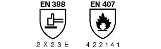 HexArmor Chrome SLT® 4061 standards