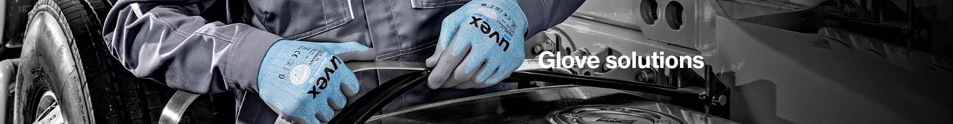 Cut protection safety gloves