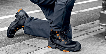 uvex 2 safety footwear range