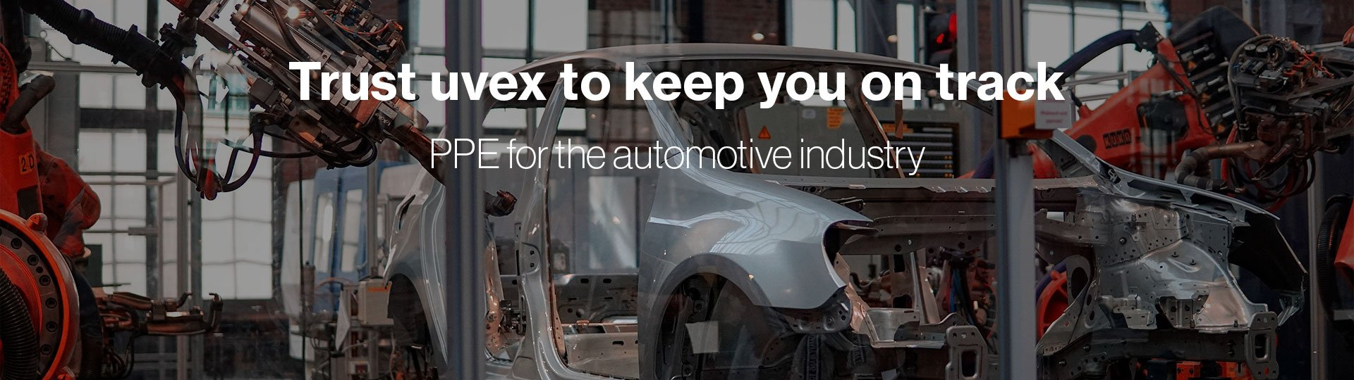 PPE perfectly suited to the automotive industry