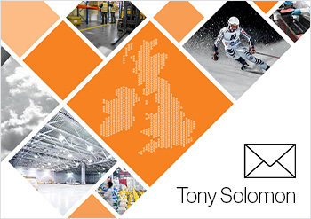 Contact uvex construction specialist Tony Solomon