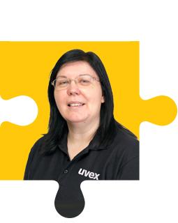 Sandra Bekhite Customer Services Administrator
