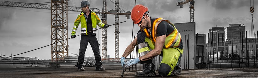 uvex are experts in PPE for the construction industry