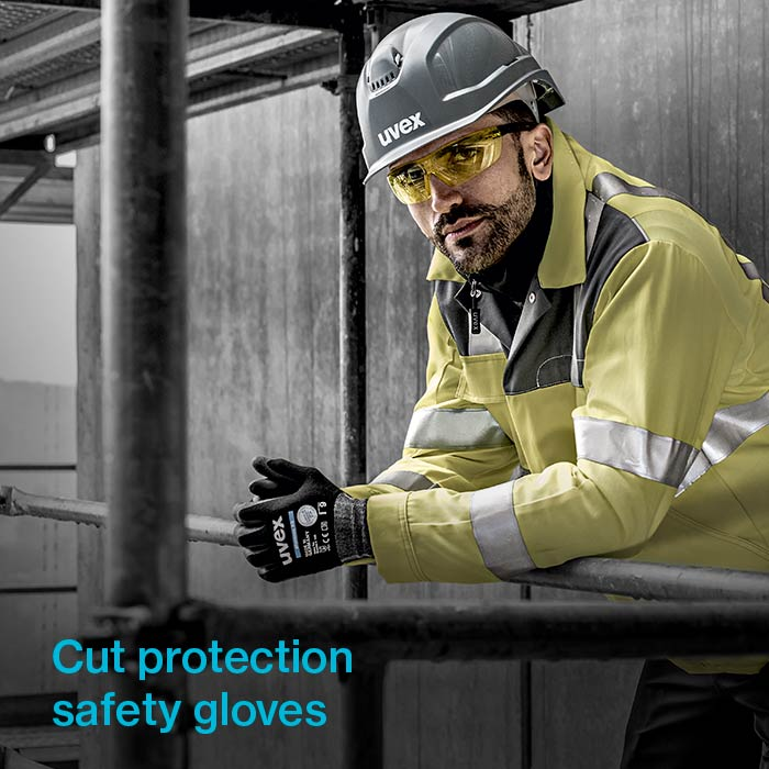 uvex cut protection gloves