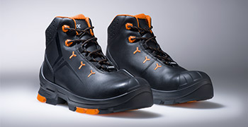 uvex 2 range of safety boots
