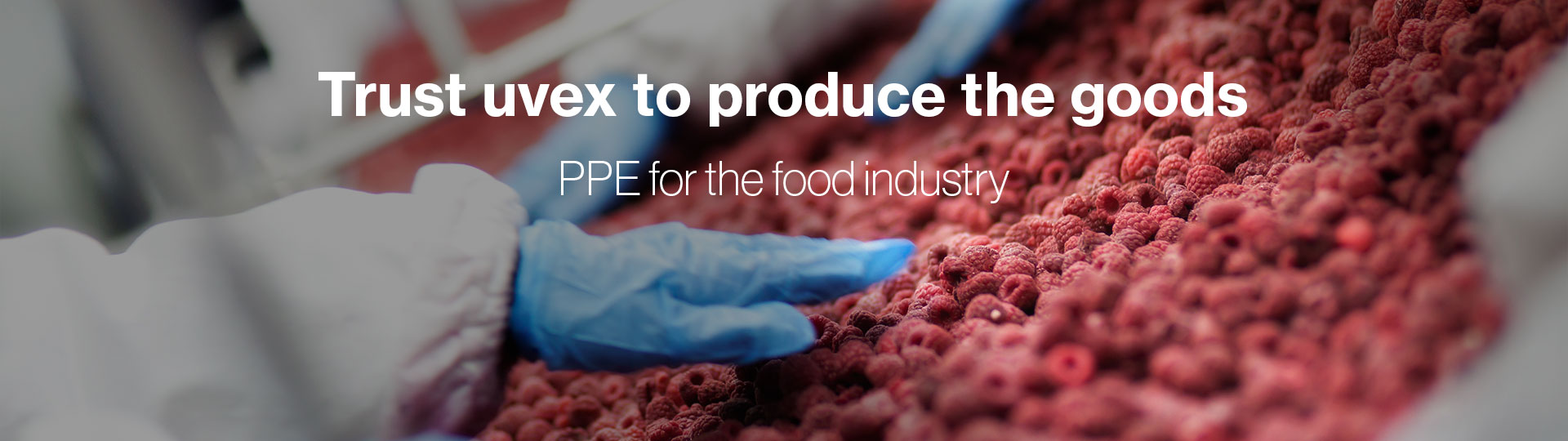 PPE perfectly suited to the food industry