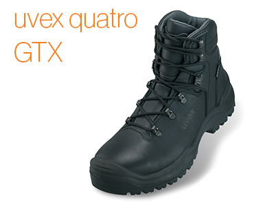 uvex quatro GTX lace-up boot