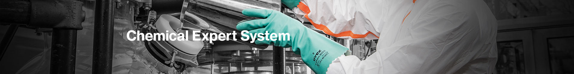 uvex Chemical Expert System