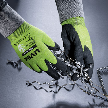 Explore uvex cut protection gloves