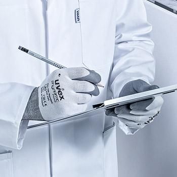 Explore uvex food standard approved gloves