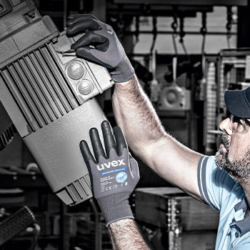 Explore uvex mechanical protection gloves