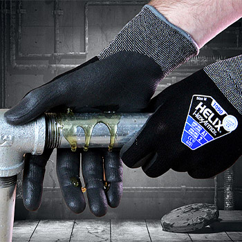 Explore uvex wet/oily protection gloves