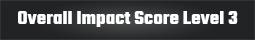 Overall Impact Score Level 3