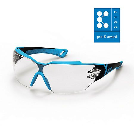 Award winning safety glasses from uvex