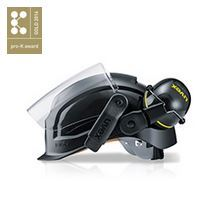 Award winning safety helmets from uvex
