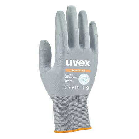 Award winning safety gloves from uvex