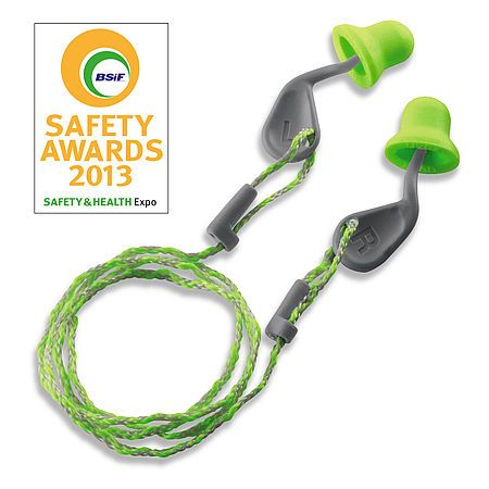 Award winning hearing protection from uvex