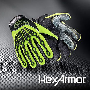 HexArmor gloves