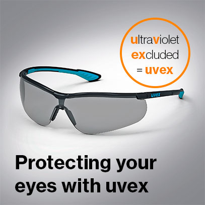 Protecting your eyes from harmful ultraviolet