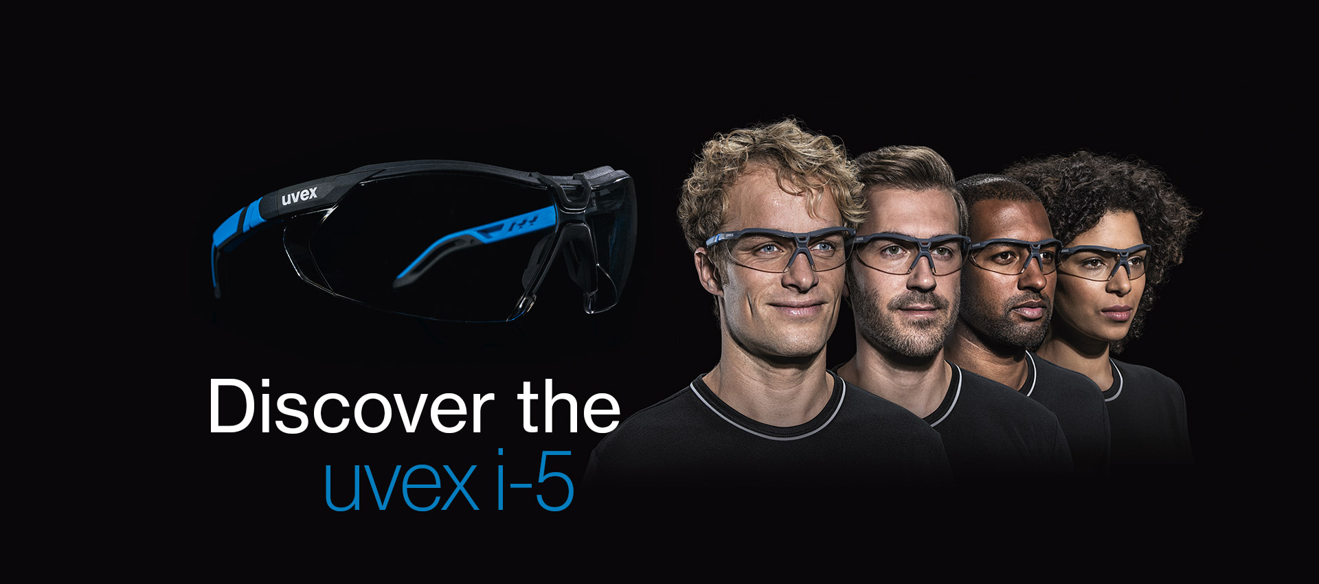 uvex i-5 – Discover more technology, performance and style