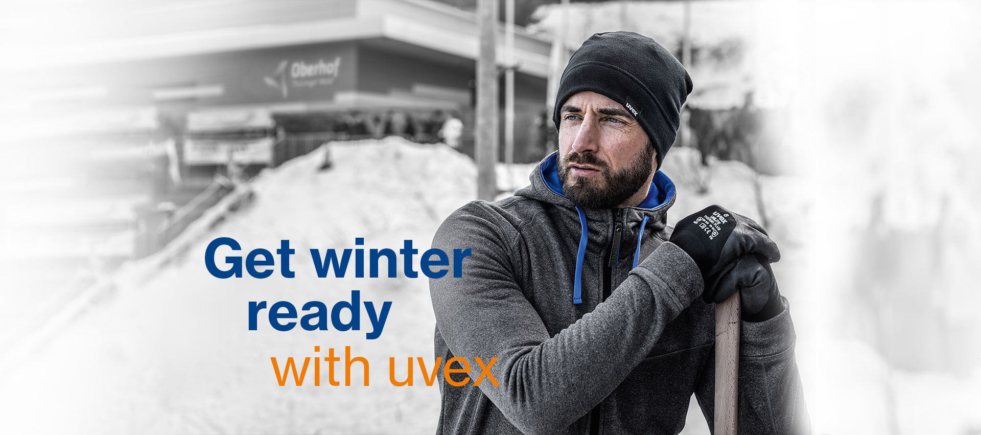 winter products from uvex