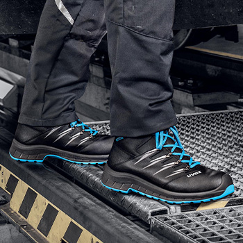 Safety footwear trial request programme