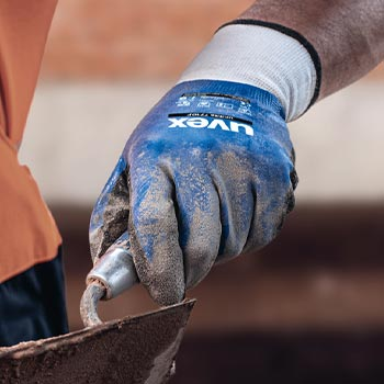 uvex unilite 7710F safety glove