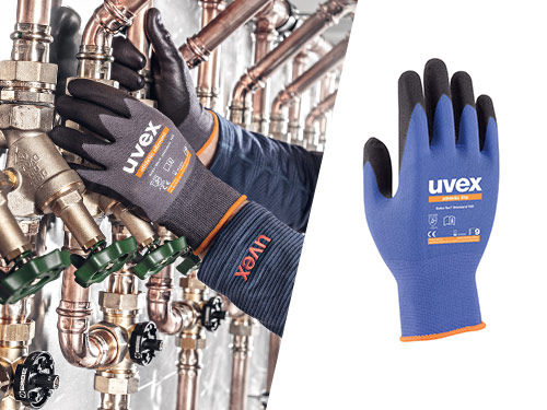 uvex athletic all-round assembly glove