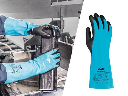 uvex u-chem 3200 chemical protection glove