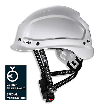 EN 12492-certified head protection