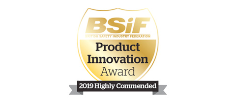 BSIF Highly Commended logo