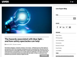 Learn more about blue light