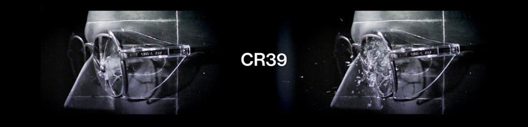 CR39 impact test