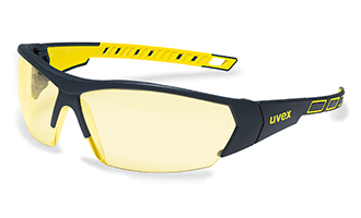 uvex amber lens spectacles