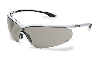 uvex grey sunglare lens spectacles