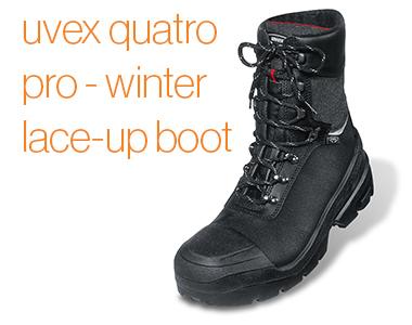 uvex quatro pro lace-up boot