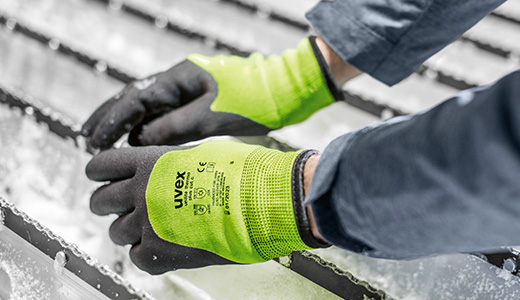 unilite thermo plus cut c safety glove