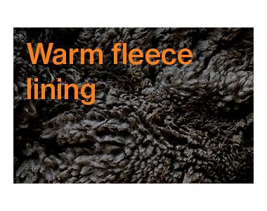 uvex quatro fleece lining