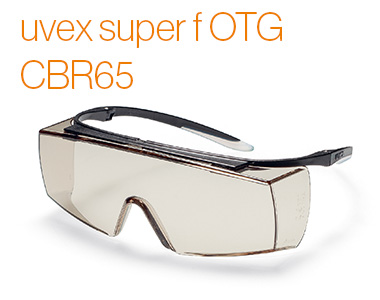 uvex super f OTG CBR65