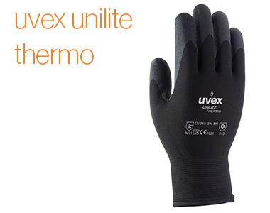 uvex unilite thermo safety gloves