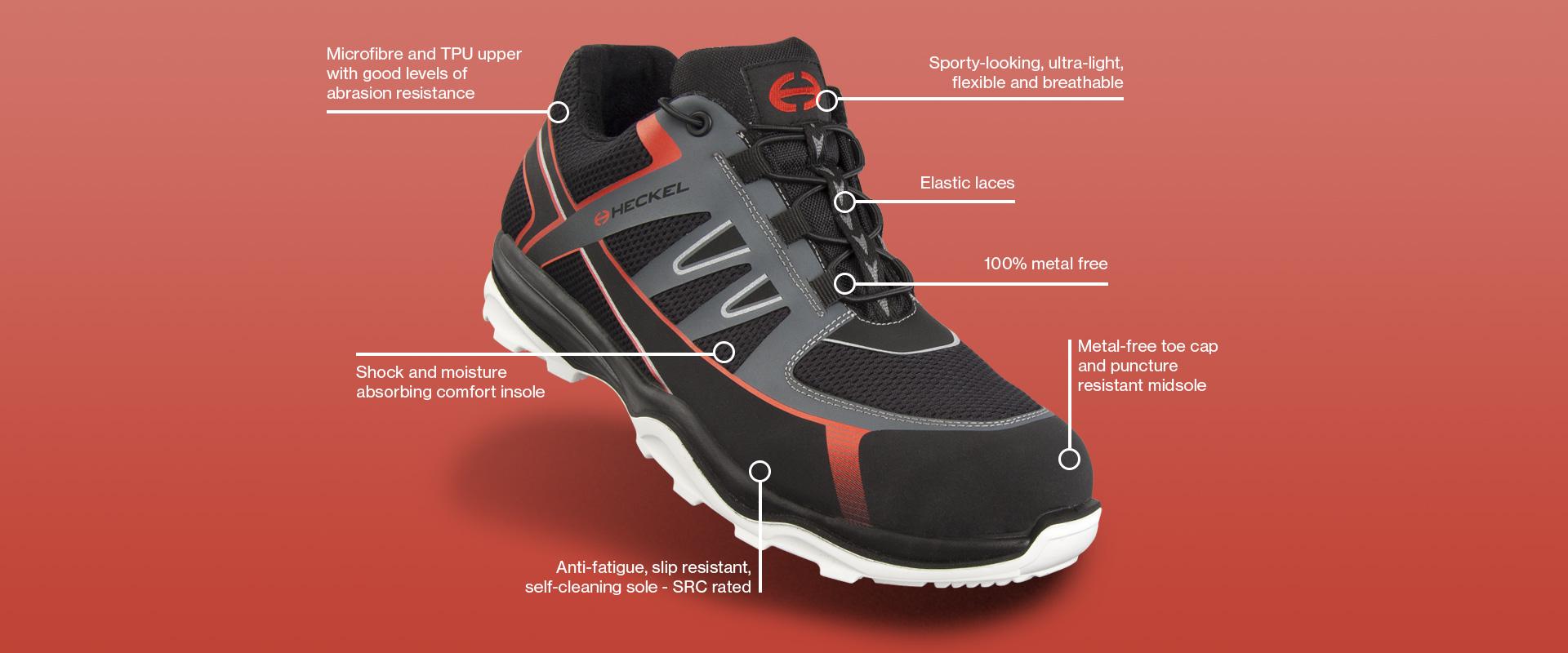 Key benefits of the Heckel Run-R 100