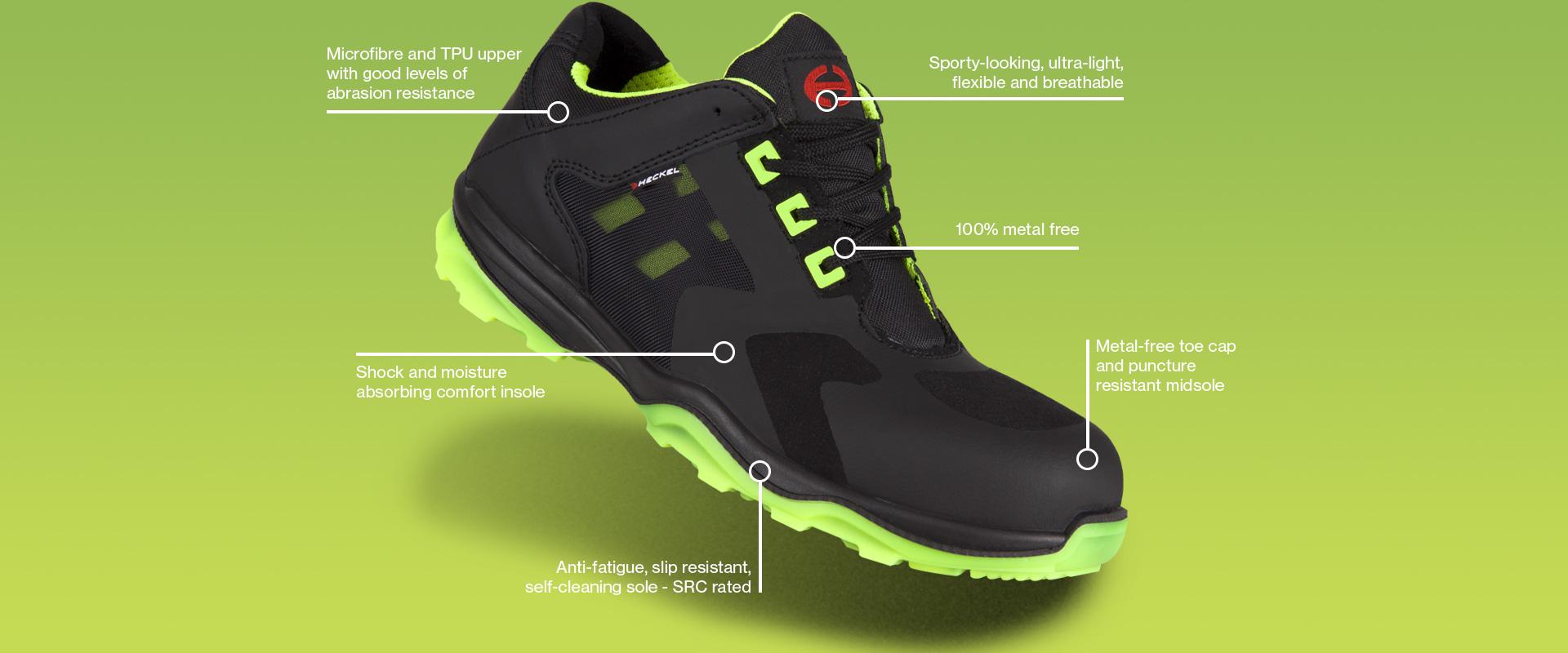Key benefits of the Heckel Run-R 200