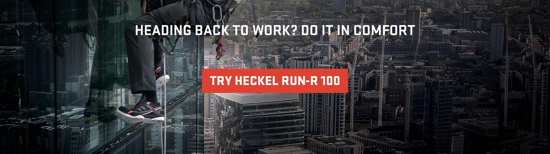 Try Heckel Run-R 100