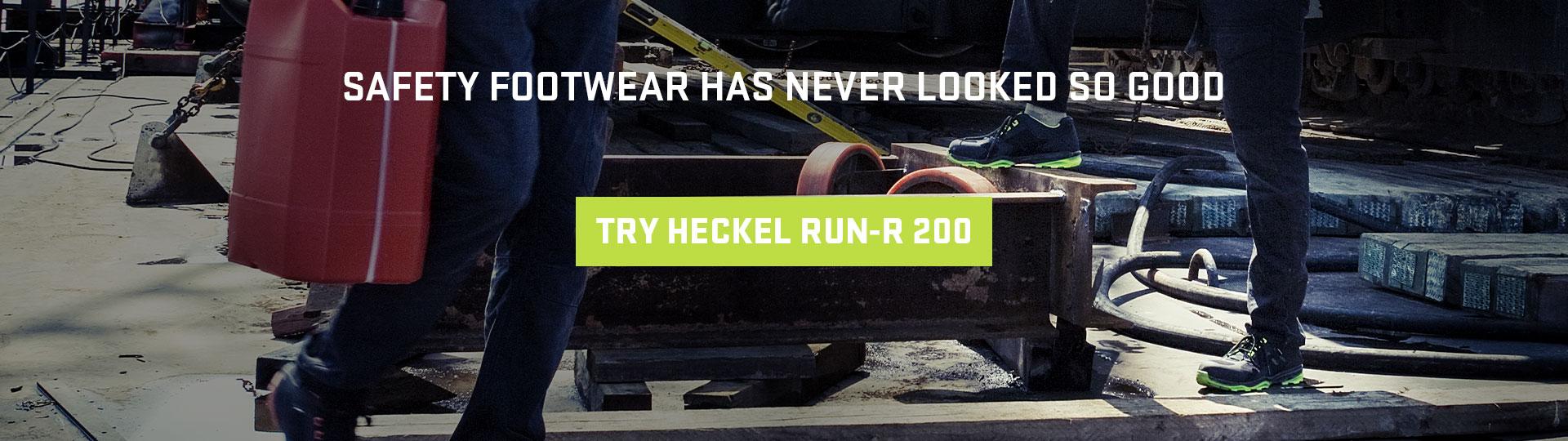 Try Heckel Run-R 200