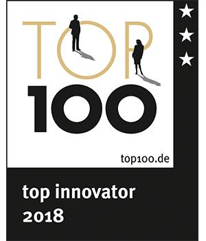 2018 TOP 100 award