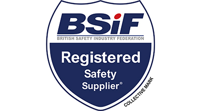 BSiF Registered Safety Supplier Scheme logo